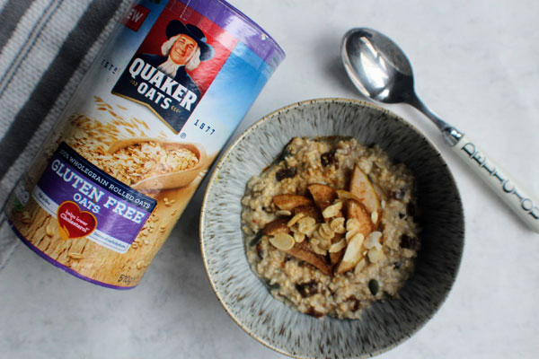 Are Quaker Oats Gluten Free ?
