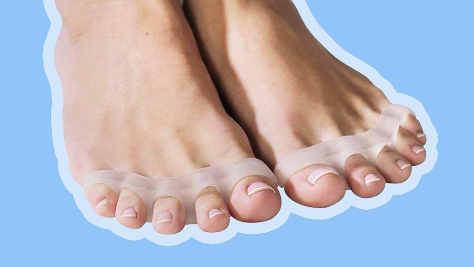686c071c5622 Use toe separators to heal plantar fasciitis quickly Plantar fasciitis is  the ...
