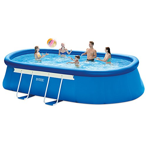 Intex Oval Frame Pool Set Review - Features vs Consideration