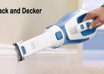 Black and Decker dustbuster chv1410l