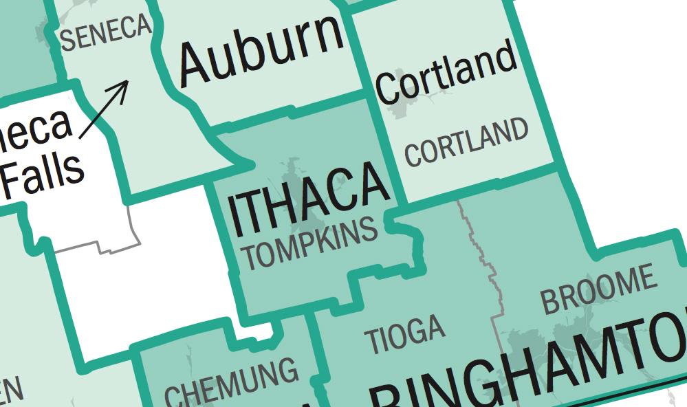 Ithaca-MSA