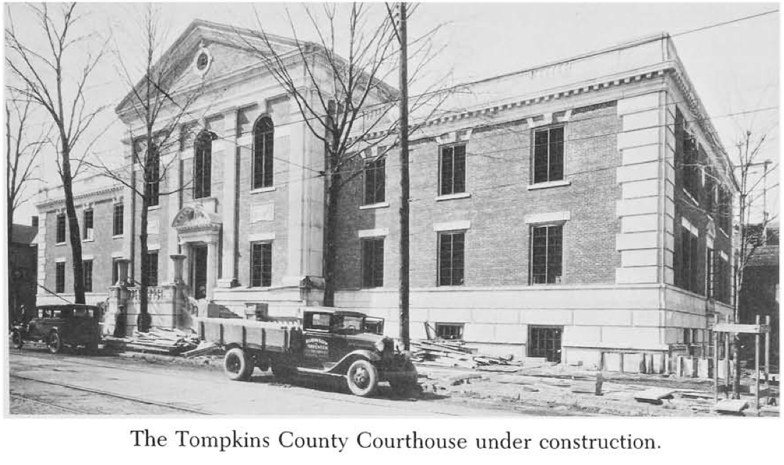 Tompkins-Courthouse-Construction