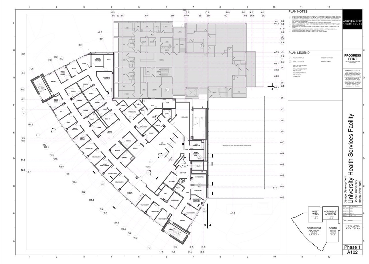 Pages from Gannett Health Services Building - SPR Application - Drawings - Phase 1 - 06-04-14_Page_2