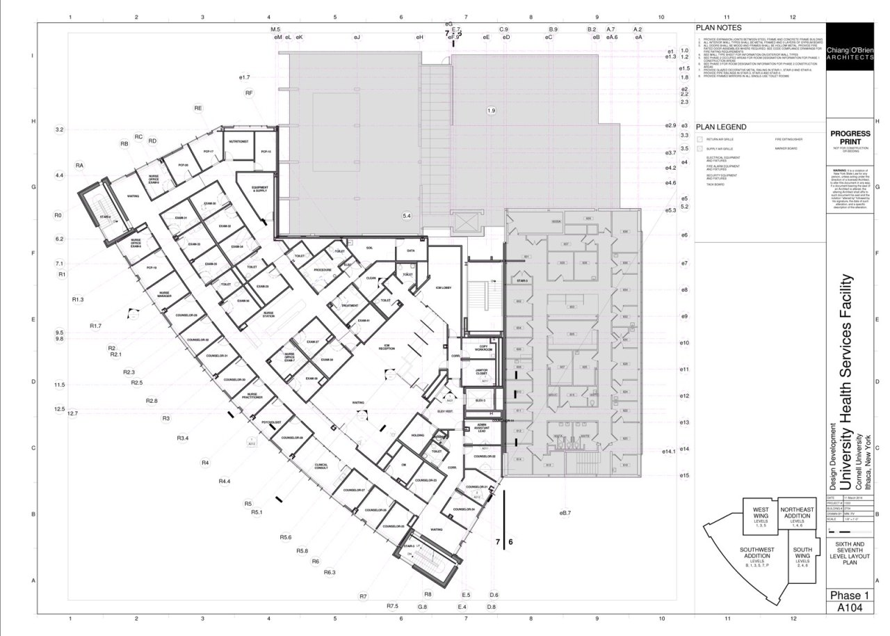 Pages from Gannett Health Services Building - SPR Application - Drawings - Phase 1 - 06-04-14_Page_4