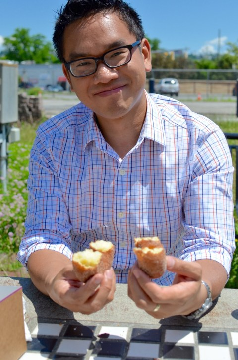 Wegman's Donuts - Cinnamon Sugar