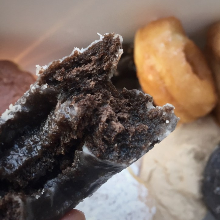 Krumpe's Do-Nuts - Chocolate Donut