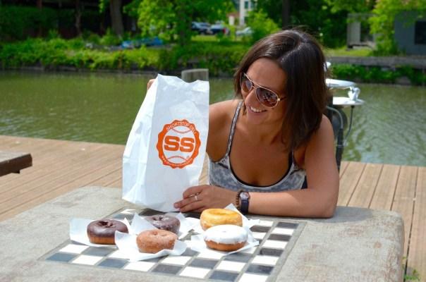 Shortstop Deli Donuts