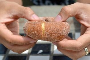 Shortstop Deli Donut - Cinammon Sugar Cake