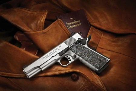 Ithaca 1911 .45 ACP Beauty