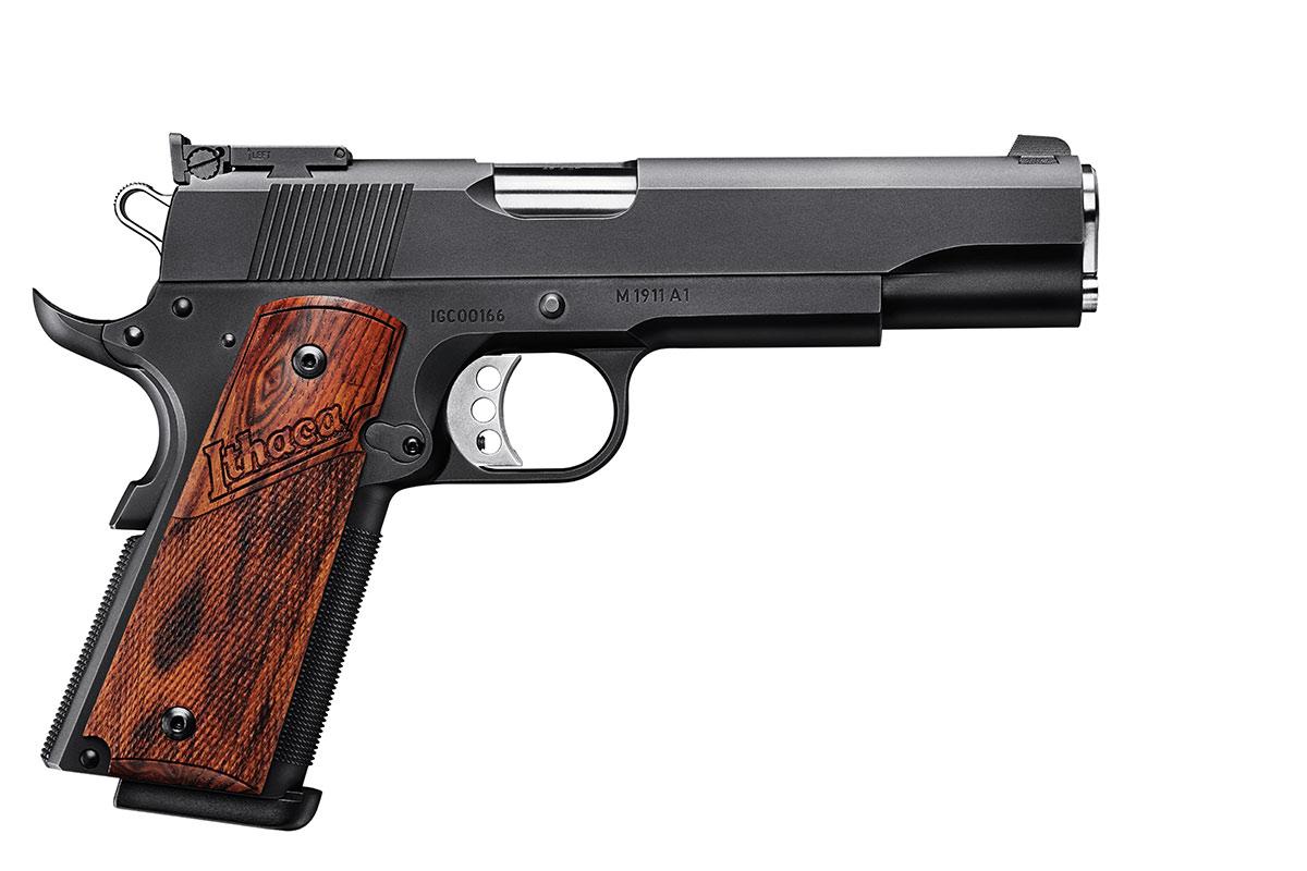 1911 Black-L-White Pistols