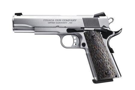 1911 HC-R-White Pistols