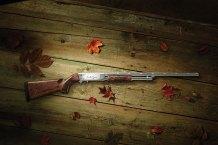 28 Gauge Model 37 Featherlight Hard Chrome Beauty