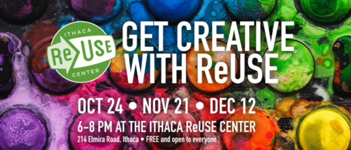 Get Creative With ReUse This Fall!