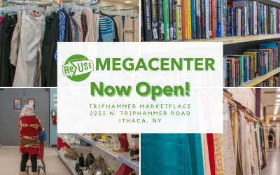 Introducing ReUse MegaCenter at Triphammer Marketplace
