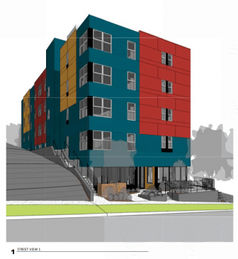 121 Oak Avenue, approved last month by the Planning Board.