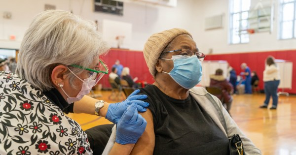 Vaccination pop-up clinic announced in Groton to serve rural population