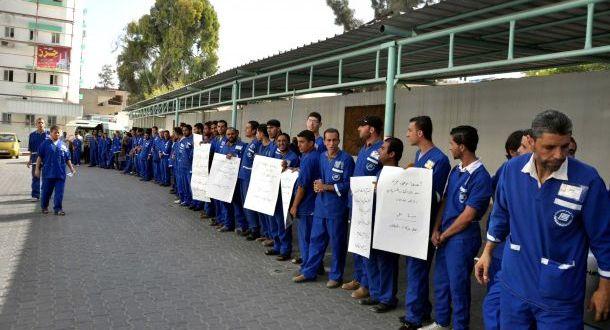 نقابات العمال تنصل وزارة الصحة من تعاقداتها المالية غير قانوني