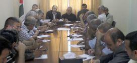 اجتماع طارئ للفصائل بغزة لبحث عمل الحكومة