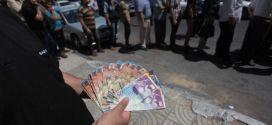 1000 شيكل لموظفي غزة يوم الخميس