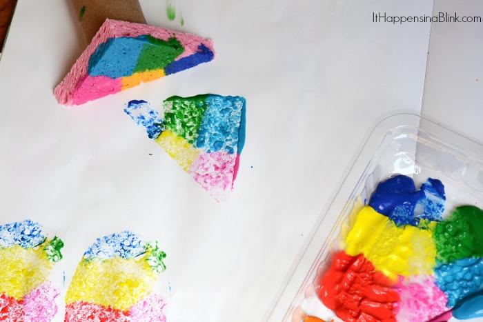 Resultado de imagen para handled sponge stamp