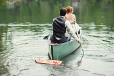 wedding-getaway-canoe