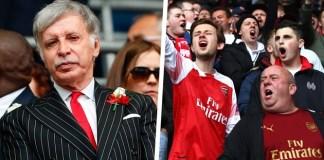 Chủ Arsenal phải móc tiền túi bồi thường vì rời Super League