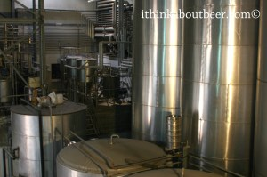 Brouwerij Boon's New Heat Retention System