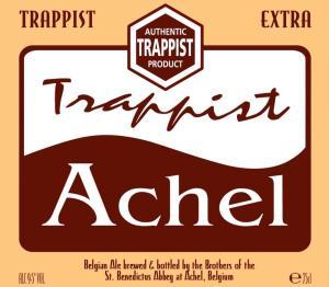 Achel Extra Label
