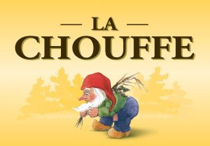 La Chouffe Label