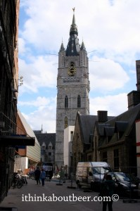 To the Belfry of Ghent