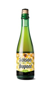 The Belgian Label for Saison Dupont Dry Hopping