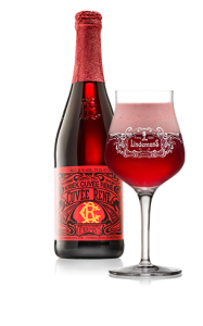 Lindemans Bottle and Glass
