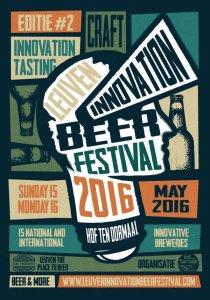 Leuven Innovation Festival 2016 Poster