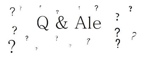 Q & Ale Apple