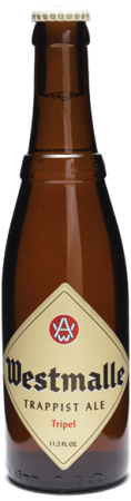 Westmalle Trappist Tripel 330ml Bottle