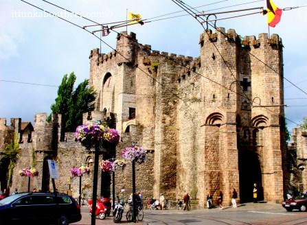 Castle Gravensteen