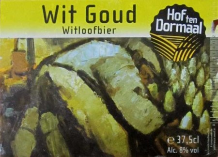 Hof Ten Dormaal Wit Goud (White Gold)