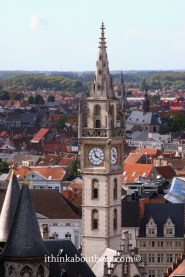 The Ghent Clock Tower