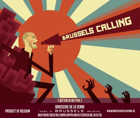 Brasserie de la Senne Brussels Calling 2013
