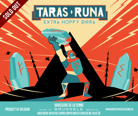 Brasserie de la Senne Taras Runa