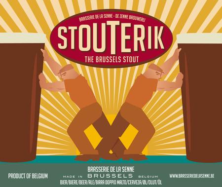 Brasserie de la Senne Stouterik