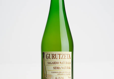 Gututzeta Sagardoa  Naturala