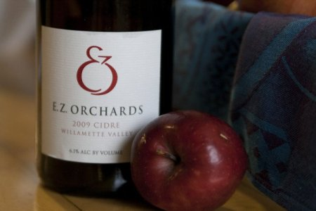 EZ Orchards Cidre Semi Dry