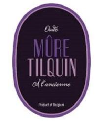 Tilquin 2014/2015 Oude Mûre À L'Ancienne