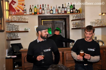 No Science – Brasserie: Brussels' 6th and Newest Brewery
