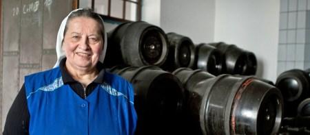 The Brewing Monks: The Brewing Nun – Sister Doris Engelhard