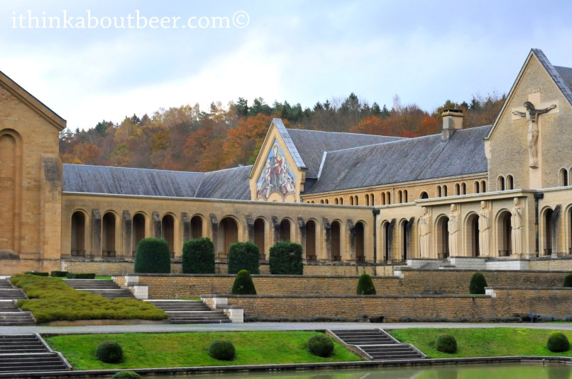 Abbey Grounds - Orval