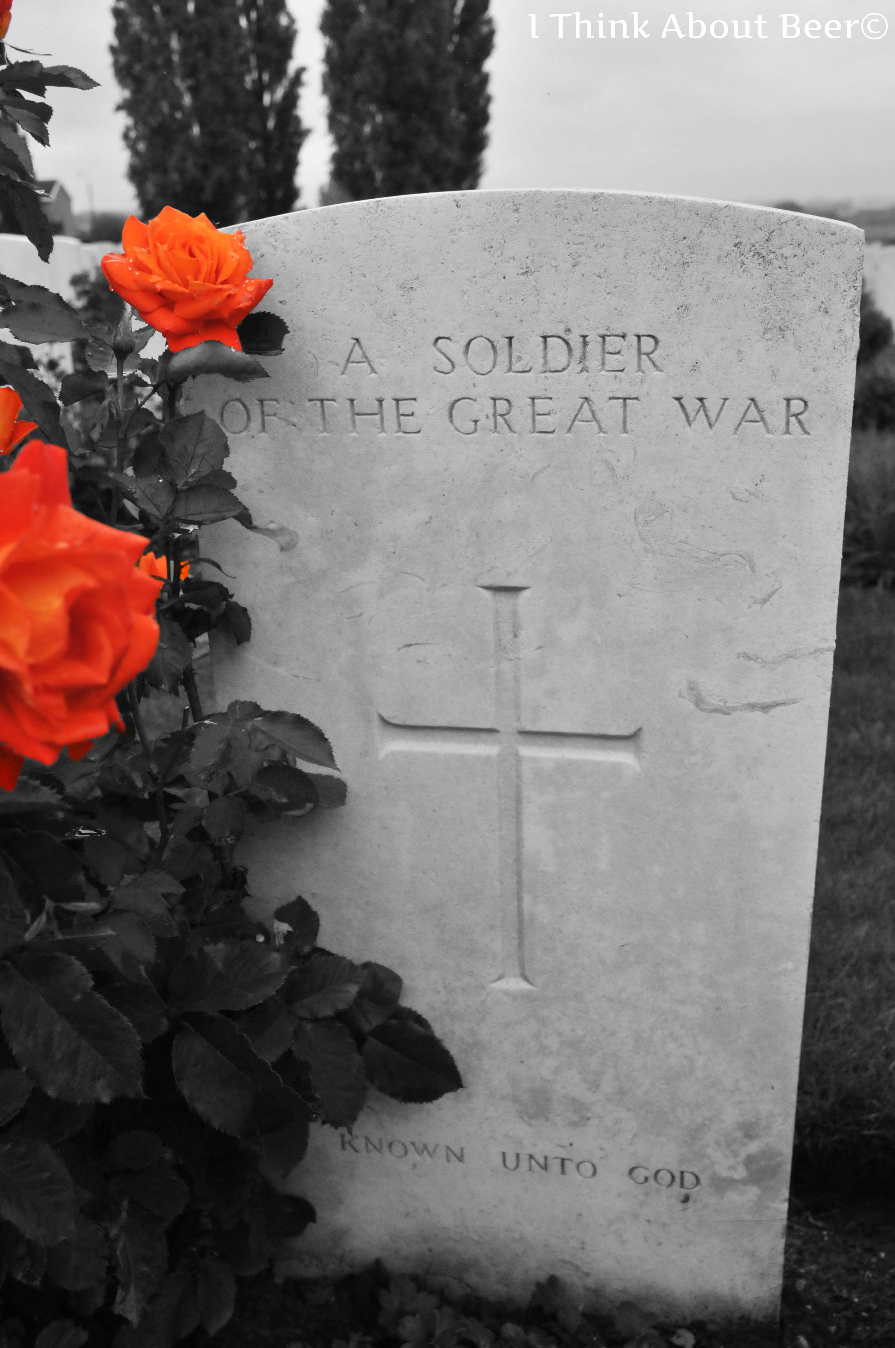 Tyne Cot WWI Cemetery
