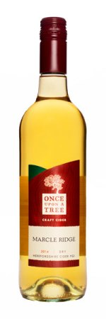 Once Upon A Tree Marcle Ridge Dry Cider 2014