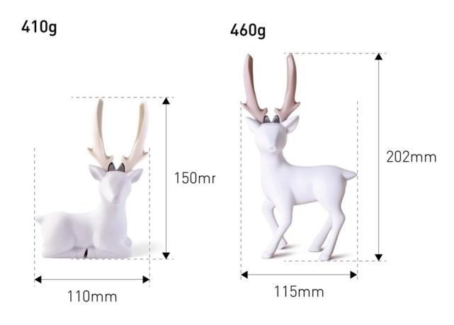 deer-size